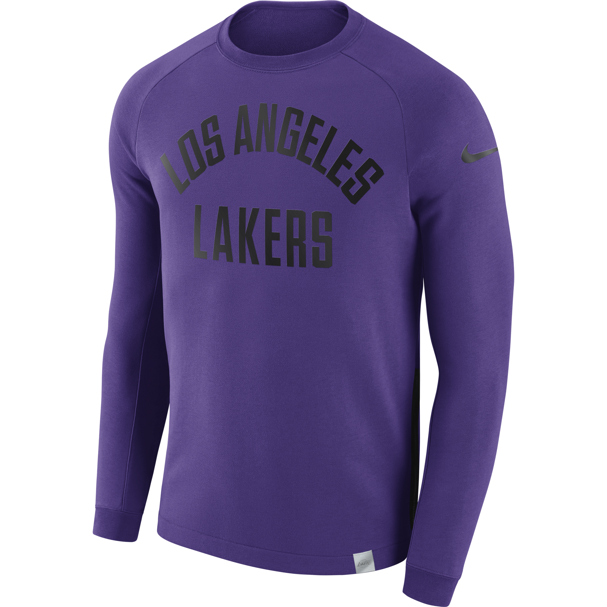 NIKE NBA LOS ANGELES LAKERS CREW