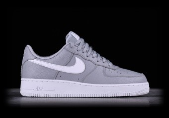 NIKE AIR FORCE 1 '07 WOLF GREY