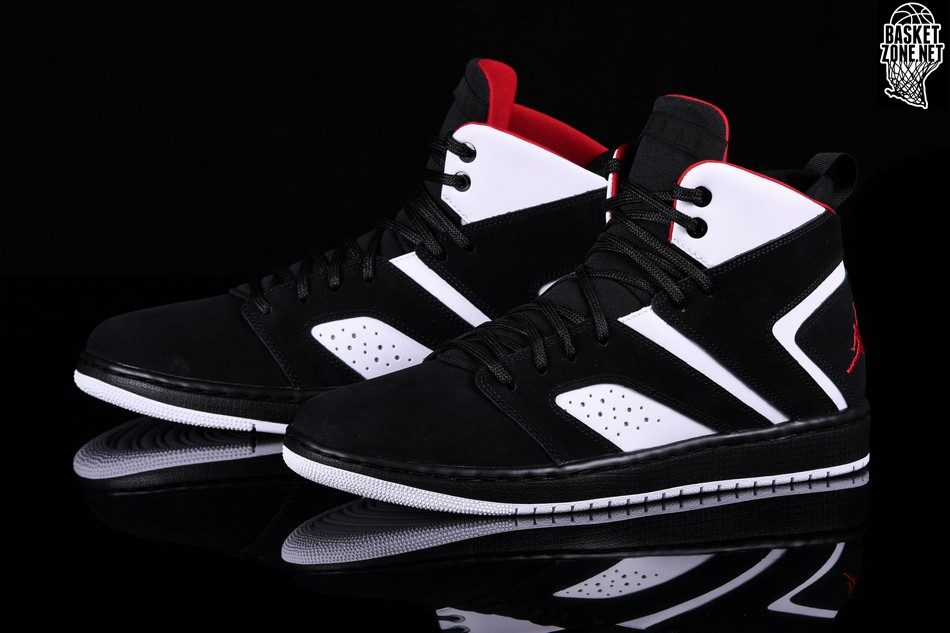 2d1510ba2c18 NIKE AIR JORDAN FLIGHT LEGEND BLACK RED WHITE price €87.50 ...