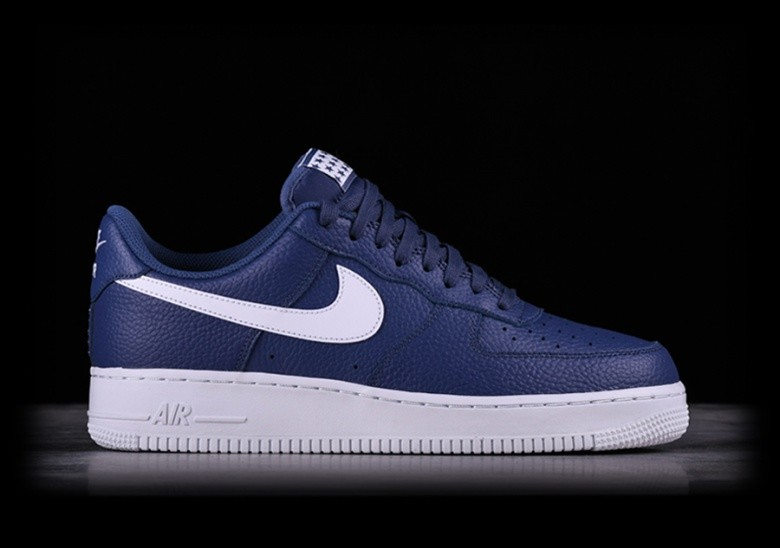 cheap for discount ea4df a941f NIKE AIR FORCE 1  07 BLUE RECALL