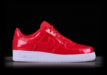 NIKE AIR FORCE 1 '07 LV8 UV SIREN RED