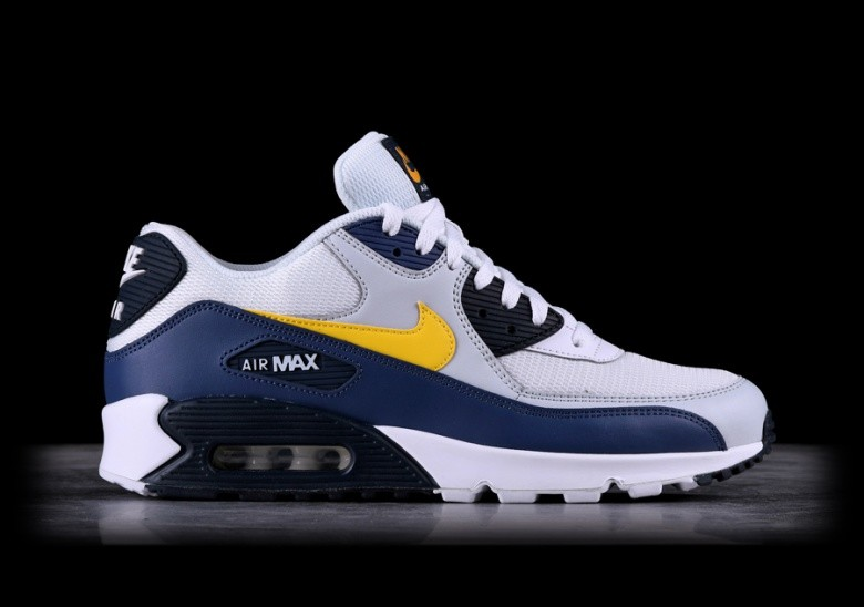 Nike Air Max 90 ObsidianBlauWeiß AJ1285 105