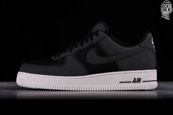 huge selection of c774f a34b9 NIKE AIR FORCE 1 LO BLACK