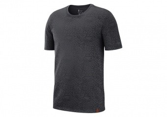 NIKE NBA CLEVELAND CAVALIERS TEE ANTHRACITE