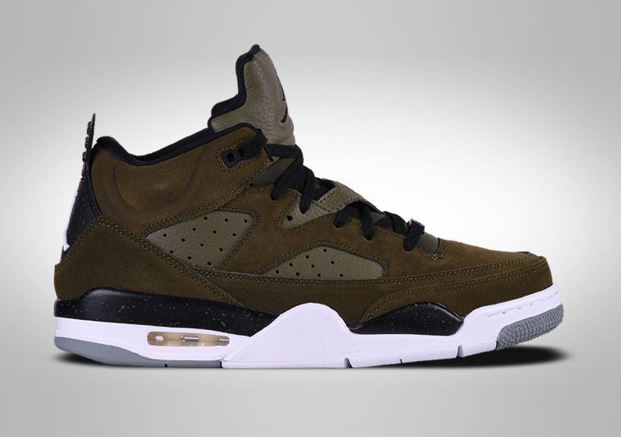 purchase cheap 78b9f d1e33 NIKE AIR JORDAN SON OF LOW GREEN CAMO price €135.00   Basketzone.net