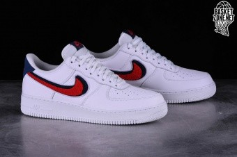 newest 2c299 d5270 NIKE AIR FORCE 1  07 LV8 CHENILLE SWOOSH