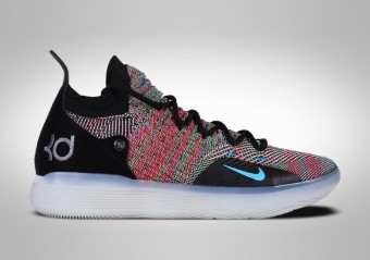 huge discount 79109 f6896 CHAUSSURES DE BASKET. NIKE ZOOM KD 11 MULTICOLOR