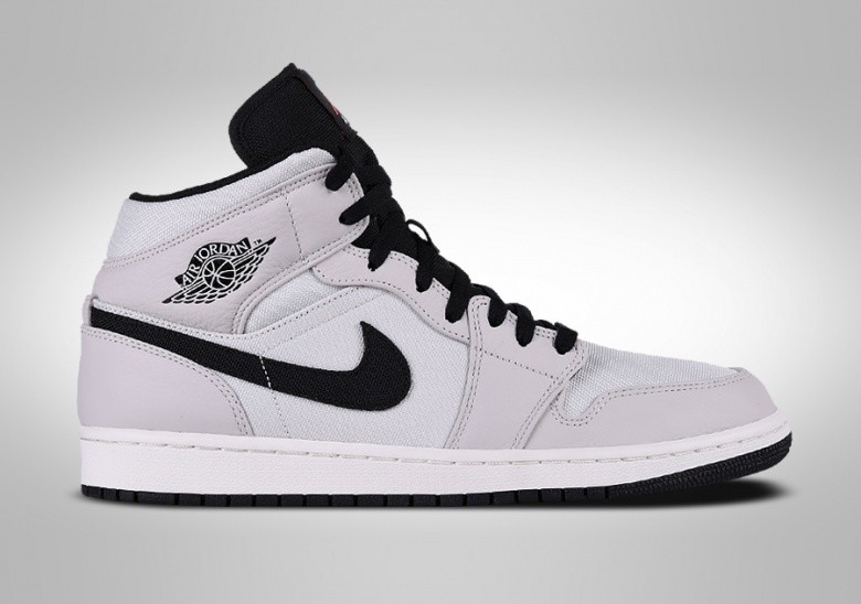 NIKE AIR JORDAN 1 RETRO MID PREMIUM COOL GREY