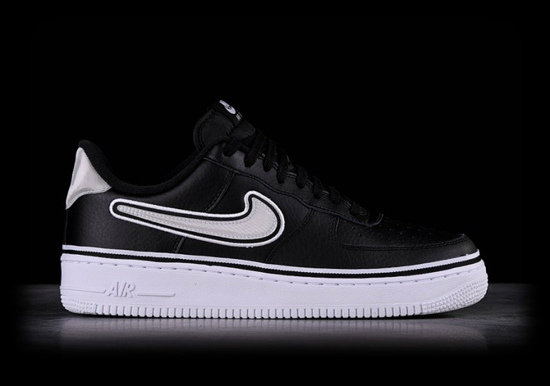 info for e8098 cfff5 NIKE AIR FORCE 1  07 LV8 NBA SPORT PACK BLACK EDITION