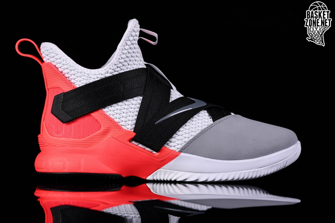 sale retailer 903c0 b9049 NIKE LEBRON SOLDIER 12 SFG FLASH CRIMSON