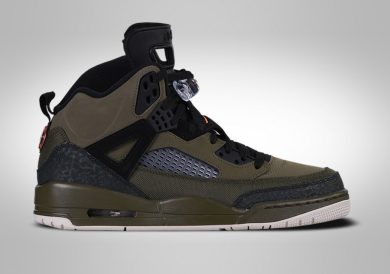 NIKE AIR JORDAN SPIZIKE MILITARY GREEN