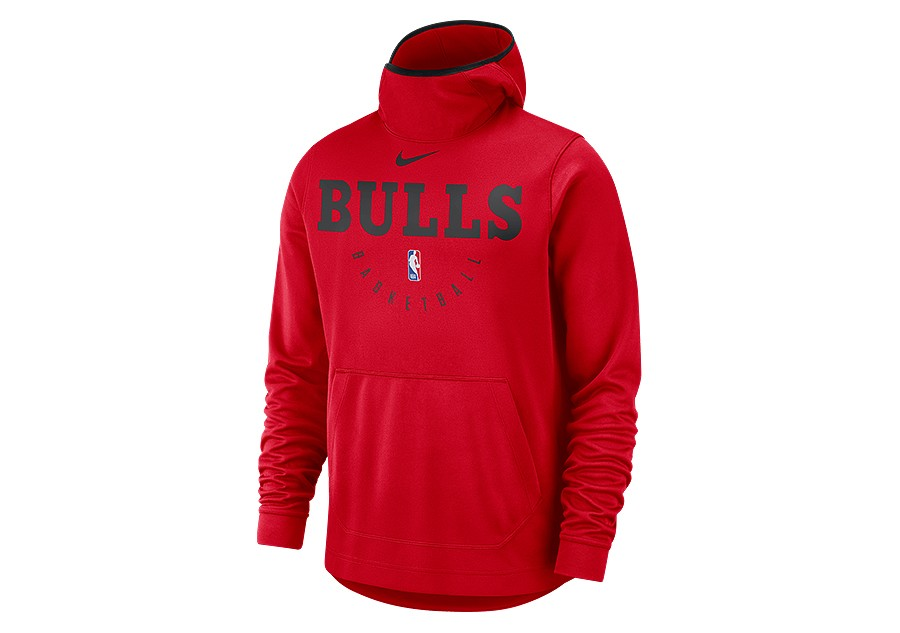 84427aca174d NIKE NBA CHICAGO BULLS SPOTLIGHT HOODIE UNIVERSITY RED price €69.00 ...