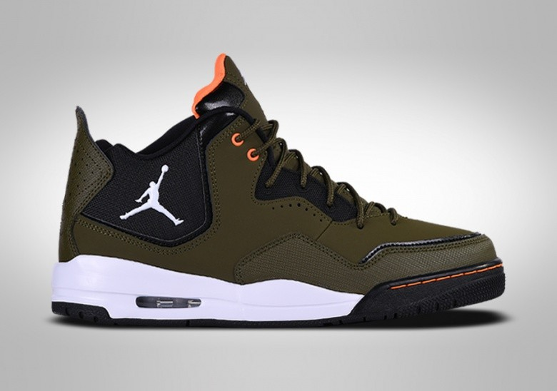 NIKE AIR JORDAN COURTSIDE 23 MILITARY GREEN