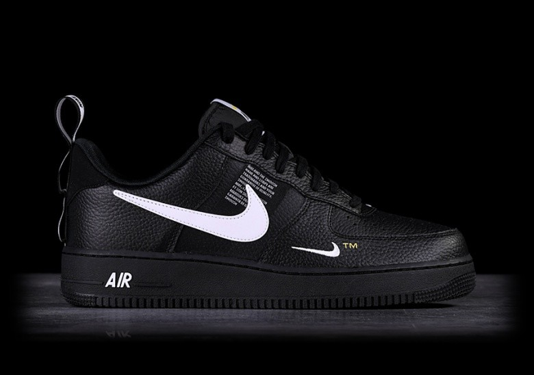 100% quality 50% off innovative design NIKE AIR FORCE 1 '07 LV8 UTILITY BLACK price €109.00 | Basketzone.net