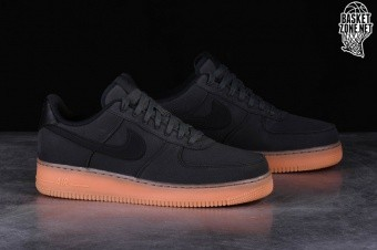 best website cec06 a4329 NIKE AIR FORCE 1  07 LV8 STYLE BLACK