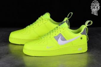 Nike Air Force 1 07 Lv8 Utility Volt Por 109 00 Basketzone Net