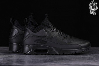 Details about Nike Air Max 90 Ultra Mid Winter 'Anthracite' 924458 003 Men Shoes 100%AUTHENTIC