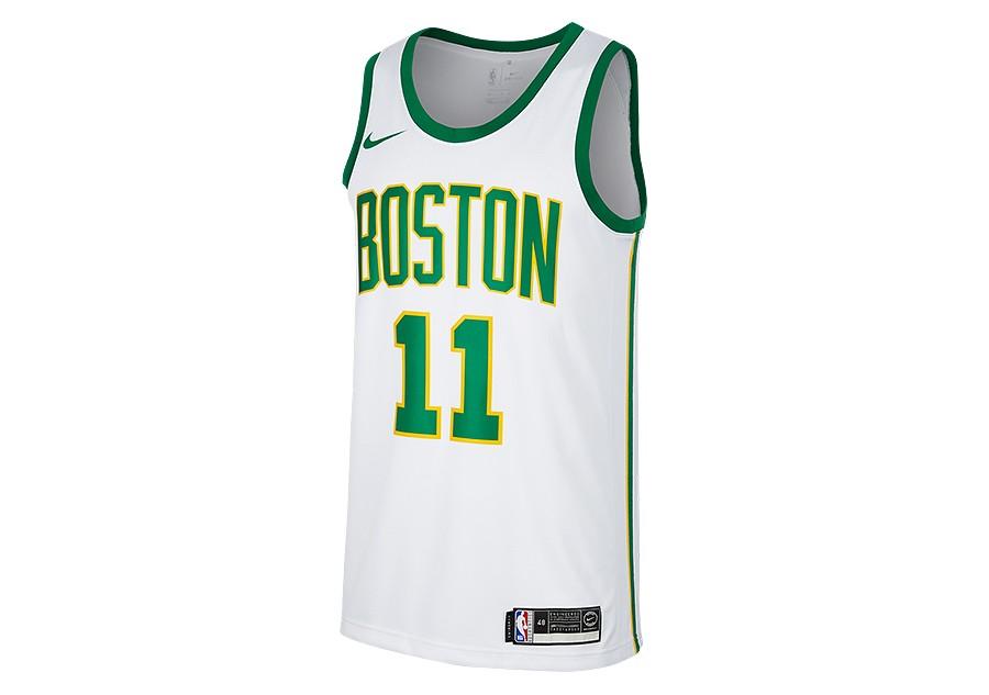 f100d62d3 NIKE NBA BOSTON CELTICS KYRIE IRVING SWINGMAN JERSEY WHITE price €69.00