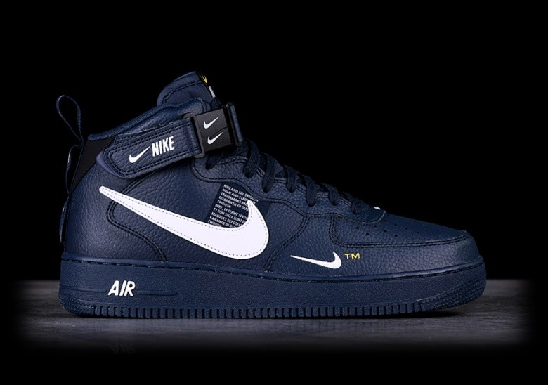 NIKE AIR FORCE 1 MID '07 LV8 OBSIDIAN price ?117.50