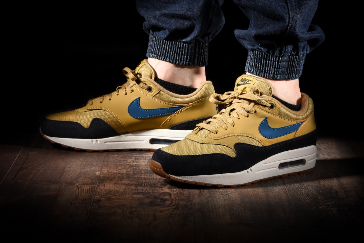 Look Out For The Nike Air Max 1 Golden Moss •