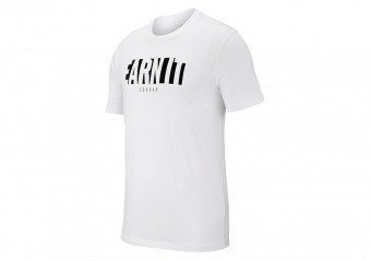 NIKE AIR JORDAN JMTC DRI-FIT TEE WHITE