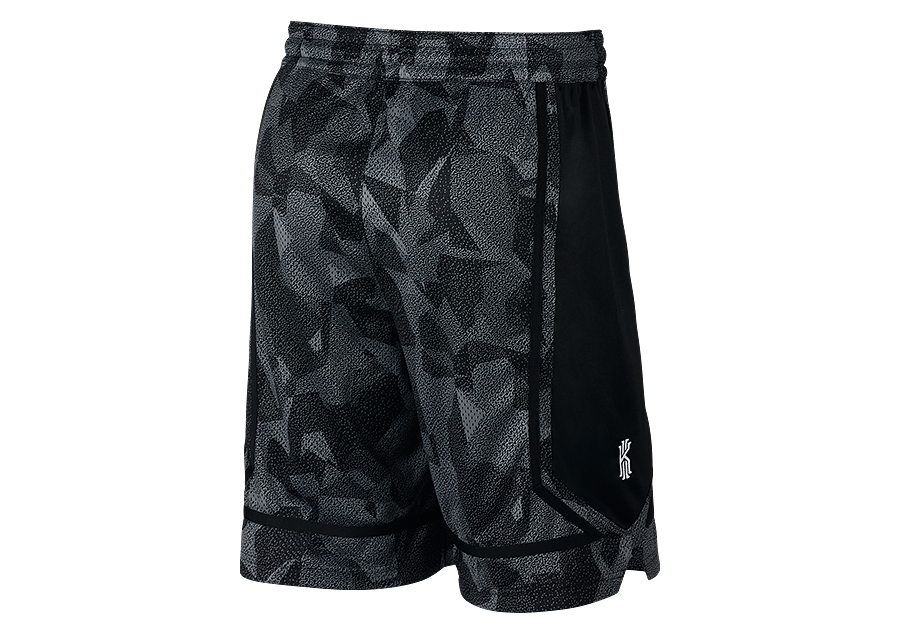 NIKE KYRIE DRY ELITE SHORTS ANTHRACITE price 217.50ر.س