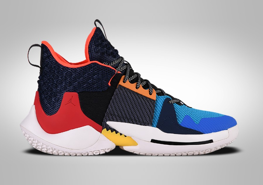 cd7b0cbc6ba NIKE AIR JORDAN WHY NOT ZER0.2 FUTURE HISTORY R. WESTBROOK price ...