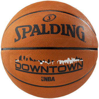 SPALDING DOWNTOWN BRICK/BLACK (SIZE 7)