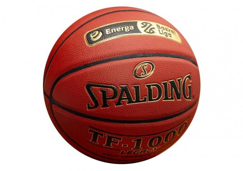 SPALDING TF-1000 LEGACY FIBA ENERGA (SIZE 7) ORANGE