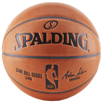 SPALDING NBA GAMEBALL REPLICA OUTDOOR (SIZE 7)