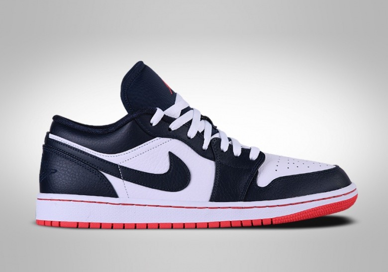 NIKE AIR JORDAN 1 RETRO LOW OBSIDIAN