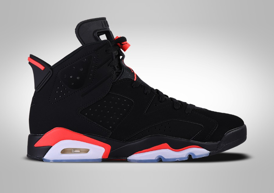 aa0a859c3ae92 NIKE AIR JORDAN 6 RETRO BLACK INFRARED price €232.50