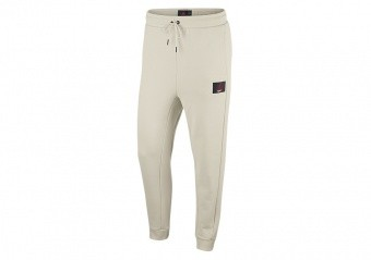 NIKE AIR JORDAN FLIGHT LOOPBACK PANTS LIGHT BONE