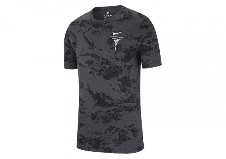 NIKE PEBBLE TEE ANTHRACITE