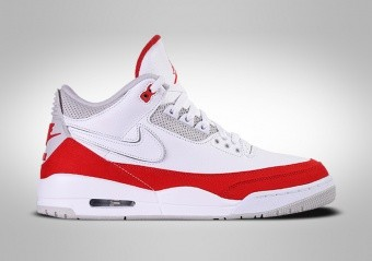 bd11a3bc6573 BASKETBALL SHOES. NIKE AIR JORDAN 3 RETRO TINKER UNIVERSITY RED