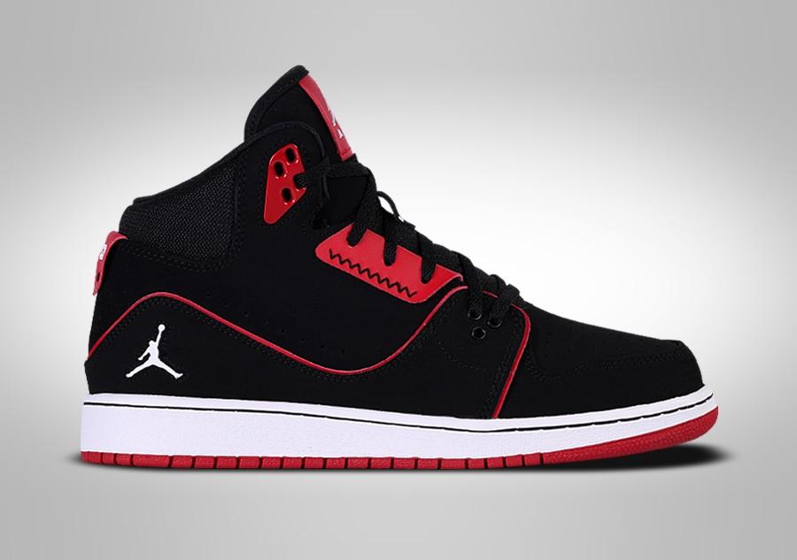 chaussure rouge jordan 89 jordan air et flight noir CxoBrde