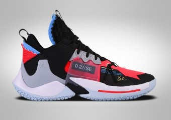 NIKE AIR JORDAN WHY NOT ZER0.2 SE THIS IS HOUSTON R. WESTBROOK