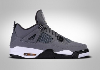 NIKE AIR JORDAN 4 RETRO COOL GREY