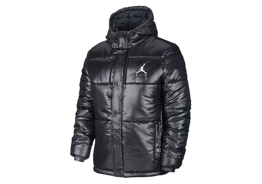 outlet for sale sleek good texture NIKE AIR JORDAN JUMPMAN PUFFER JACKET BLACK pour €137,50 ...