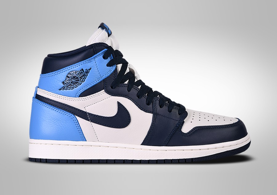 NIKE AIR JORDAN 1 RETRO HIGH OG UNIVERSITY BLUE GS