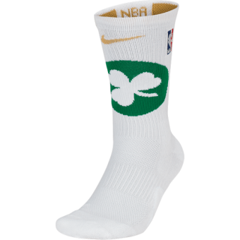 NIKE NBA BOSTON CELTICS ELITE CREW SOCKS