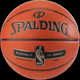 SPALDING NBA PLATINUM ZK LEGACY (SIZE 7)