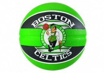 SPALDING NBA TEAM BOSTON CELTICS SIZE 7 GREEN