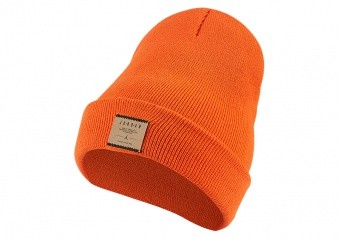NIKE AIR JORDAN UTILITY CUFFED BEANIE BRILLIANT ORANGE