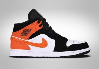 NIKE AIR JORDAN 1 RETRO MID SHATTERED BACKBOARD