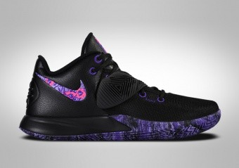 NIKE KYRIE FLYTRAP III BLACK PURPLE