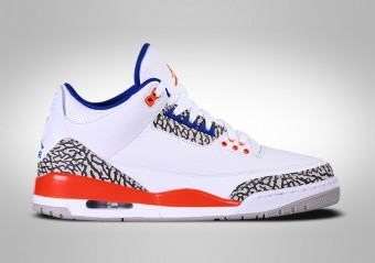 NIKE AIR JORDAN 3 RETRO KNICKS