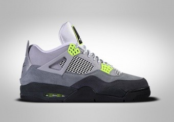 NIKE AIR JORDAN 4 RETRO SE NEON GS