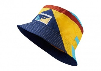 NIKE FLIGHT BASKETBALL BUCKET HAT BLUE VOID