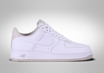 NIKE AIR FORCE 1 LOW '07 WHITE LIGHT BONE